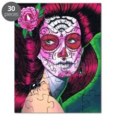 Sugar Skull Kindle Puzzle