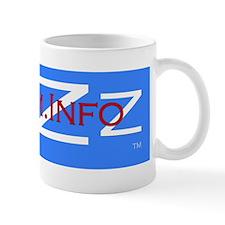 Napism INFO Bumper Sticker Mug