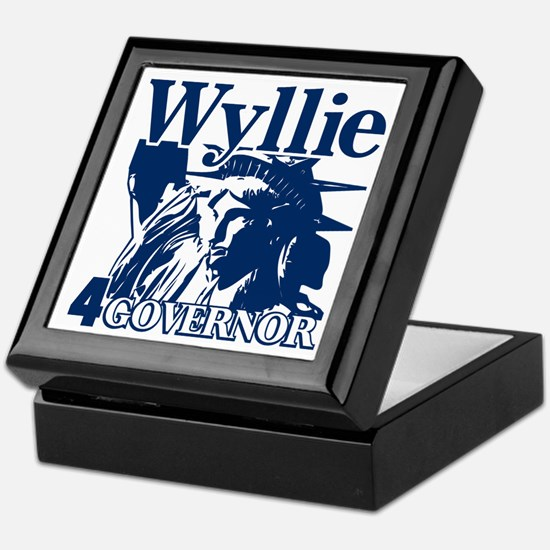 Adrian Wyllie Keepsake Box