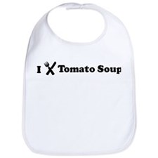 I Eat Tomato Soup Bib