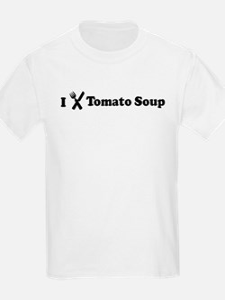 I Eat Tomato Soup T-Shirt