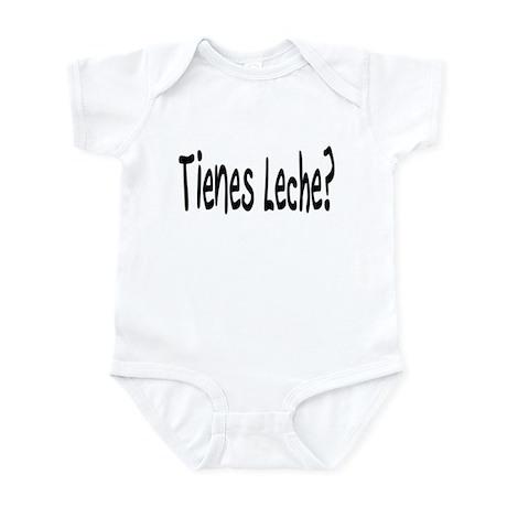 """""""Tienes Leche"""" Infant Bodysuit"""