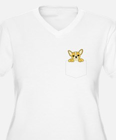 Chihuahua Pocket Pooch T-Shirt