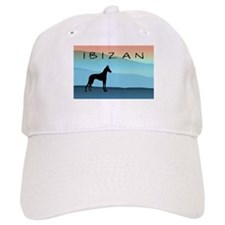 Ibizan Blue Mountains Baseball Baseball Cap