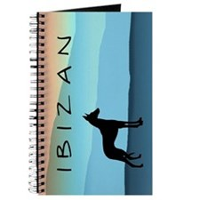 Ibizan Blue Mountains Journal