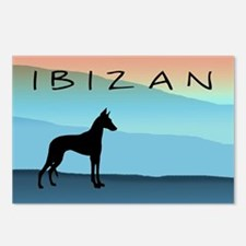 Ibizan Blue Mountains Postcards (Package of 8)