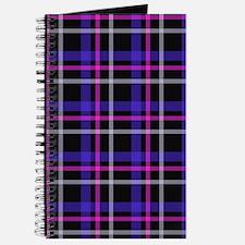 Tartan size 2 Journal