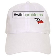 witch problems Baseball Cap