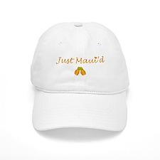 Just Maui'd Pineapple Logo Baseball Cap