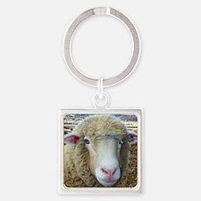 Ewephorics Sheep Stomper-Award Win Square Keychain
