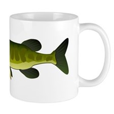 Muskellunge Muskie pike fish ct Mug