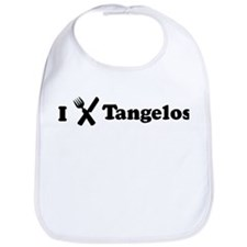 I Eat Tangelos Bib
