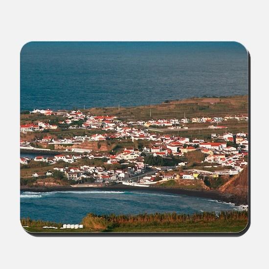 Coastal parish Mousepad