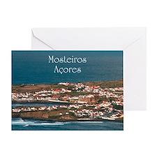 Coastal parish Greeting Card
