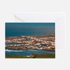 Coastal parish Greeting Card
