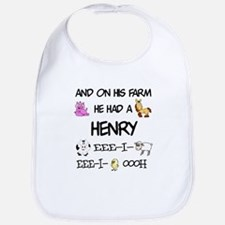 Henry had a Farm Bib