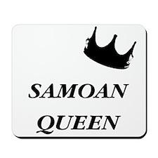 Samoan Queen Mousepad