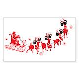 Kettlebell Stickers & Flair