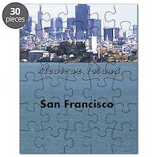 SanFrancisco_5X7_Card_AlcatrazIsland Puzzle