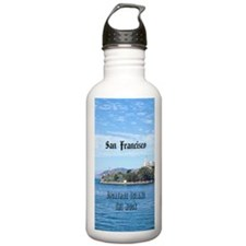 SanFrancisco_2.3665x4. Water Bottle