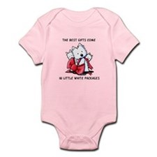 Westie Gift Infant Bodysuit