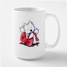 Westie Gift Large Mug