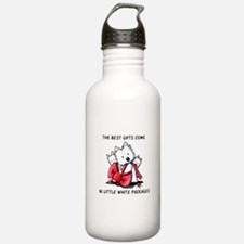 Westie Gift Water Bottle
