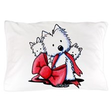 Westie Gift Pillow Case