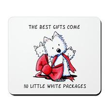 Westie Gift Mousepad