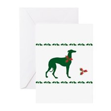 Sighthound Christmas Cards (Pk of 10) Greeting Car