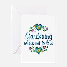 Gardening to Love Greeting Card