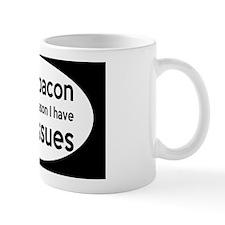 turkeybaconoval Mug