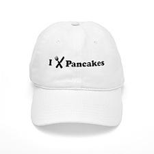 I Eat Pancakes Baseball Baseball Cap
