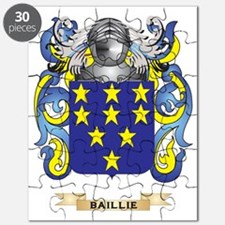 Baillie Coat of Arms Puzzle
