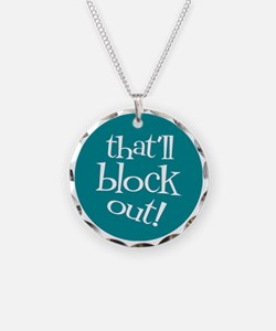 Knit Sassy - That'll Block O Necklace