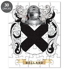 Ballard Coat of Arms Puzzle