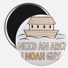 Need An Arc I Noah Guy Magnet
