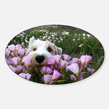 flower dobby Decal