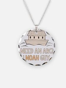 Need An Arc I Noah Guy Necklace