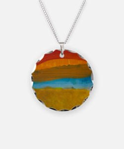 River Sunset Necklace
