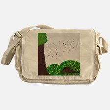 Magic Wind Messenger Bag