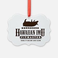 Hawaiian Imu Pitmaster Ornament