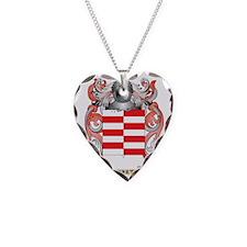 Barrett Coat of Arms Necklace