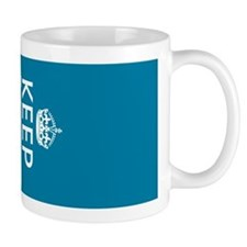 Keep Calm 'and' Check For Typos Mug
