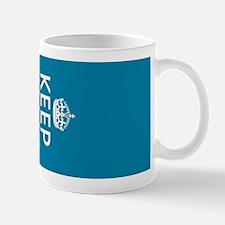Keep Calm 'and' Check For Typos Mug