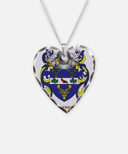 Barton-(England) Coat of Arms Necklace