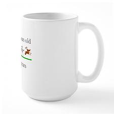 80 birthday dog years 1 Mug