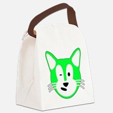 Sam Cat for Can Cooler Canvas Lunch Bag