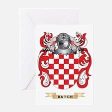 Batch Coat of Arms Greeting Card
