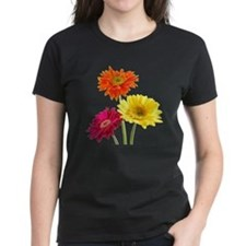 Daisy Gerbera Flowers Tee